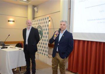 Conferencia Económica a cargo del Dr. Luis Secco