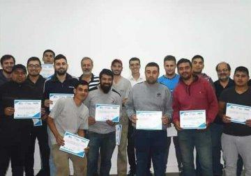 ITEC Rafaela y CIMR entregaron certificados