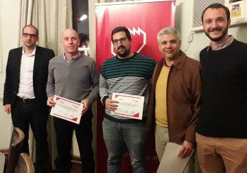 CIMR y el Ministerio de Producción de Santa Fe, entregaron certificados.
