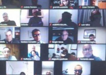 Reunión de la CIMR con representantes de ADIMRA