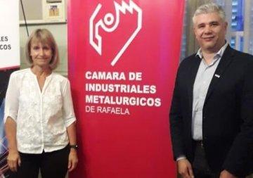 La CIMR renovó sus autoridades, asumió la presidencia la CPN. Graciela Acastello